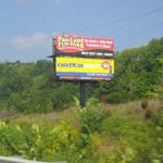 This billboard for lease in Cookeville