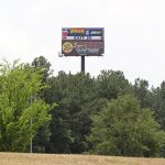 billboard for lease targets the Chattanooga/Cleveland area