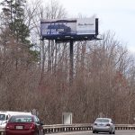 billboard for lease is located in the Harriman, Kingston