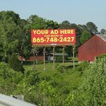 Cleveland TN billboard for lease