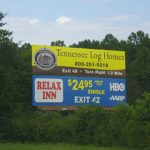 Athens Tn Riceville Tn Billboard for lease