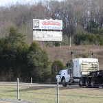 Kingsport Johnson City Billboard for lease