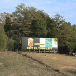 Greenville Bulls Gap Billboard for lease