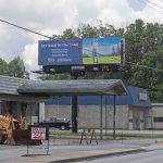 Billboard for lease Spring City