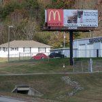 Billboard for lease Morristown