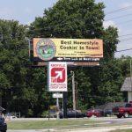 Jefferson City Morristown Billboard for lease