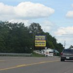 Billboard For Lease Elevation Outdoor Advertising