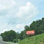 billboard for lease Gatlinburg, Pigeon Forge, Sevierville