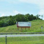 Billboard for rent in the Gatlinburg, Newport, Sevierville, Pigeon Forge market