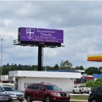 Billboard for lease Knoxville