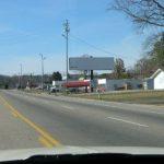 Billboard for lease Newport TN